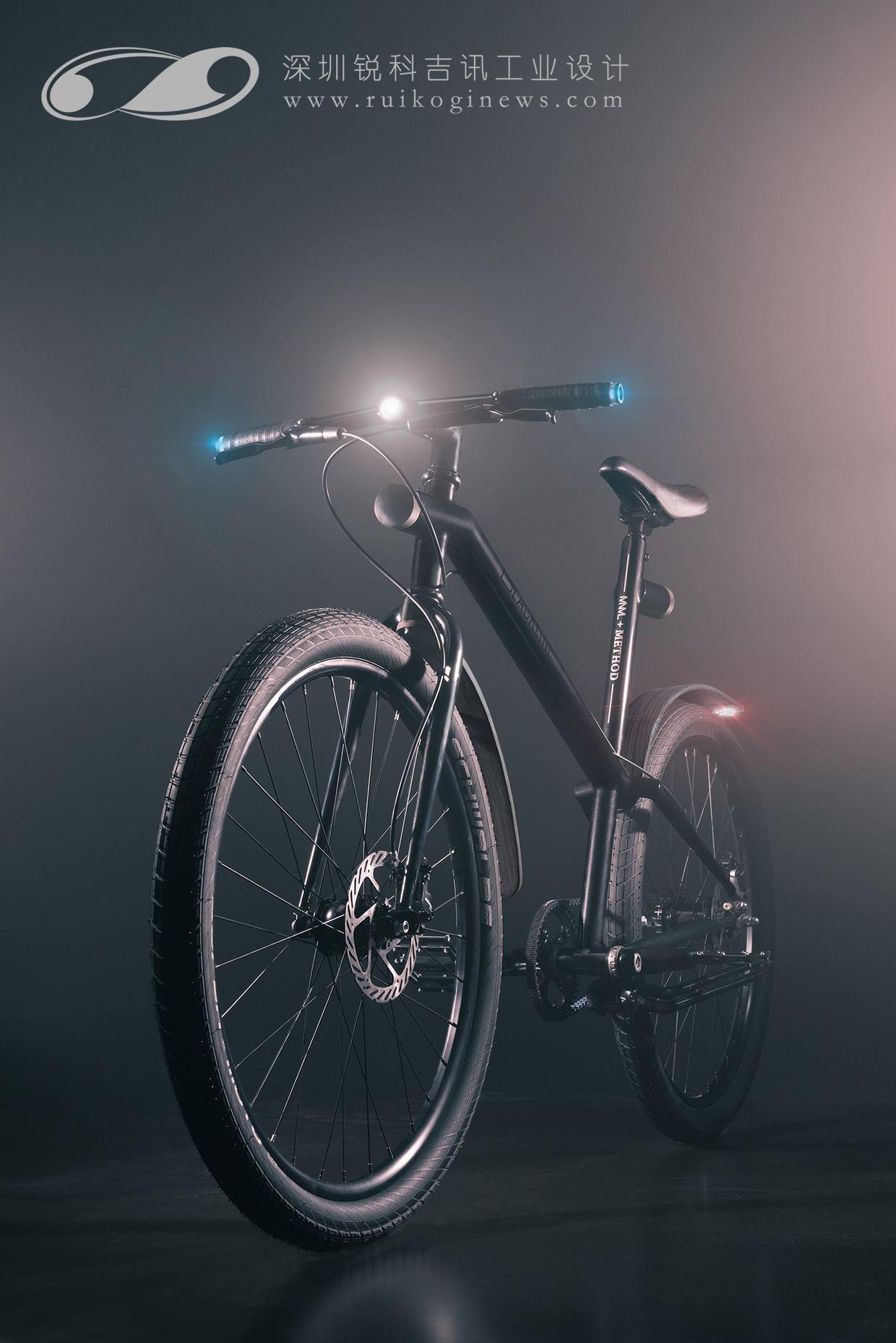 自行车系统-深圳锐科吉讯工业设计