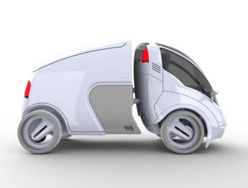 深圳锐科吉讯工业产品设计集团官网tuvie:未来的汽车